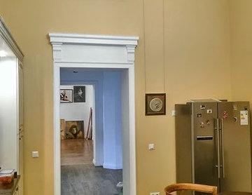 Artist's apartment