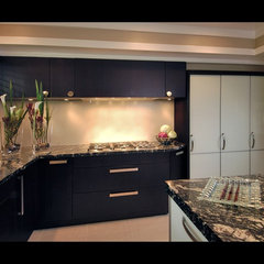 contemporary kitchen by Archipelago Hawaii, refined island designs