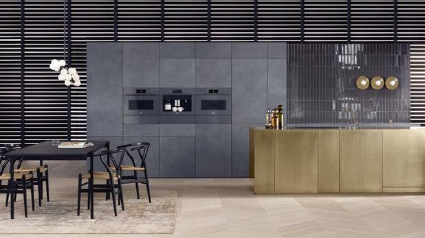 Contemporary Kitchen by Miele Australia