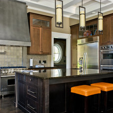 Contemporary Kitchen by Harbour City Kitchens