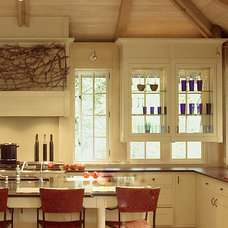 Craftsman Kitchen by Donald Lococo Architects