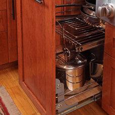 Craftsman Kitchen by Fusion Designed