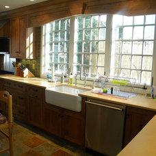 Kitchen by Eileen Kollias Design
