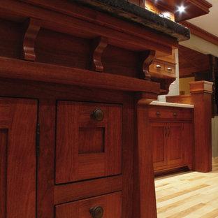 Arts & Crafts Kitchen Remodel