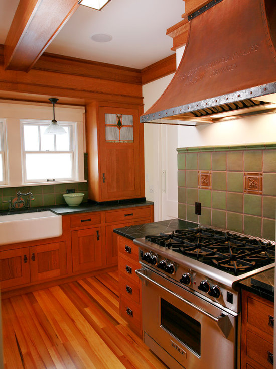 rust-colored tile | houzz