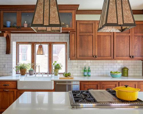 Cucina american style foto e idee per ristrutturare e arredare