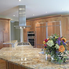 Transitional Kitchen by Caves Kitchens