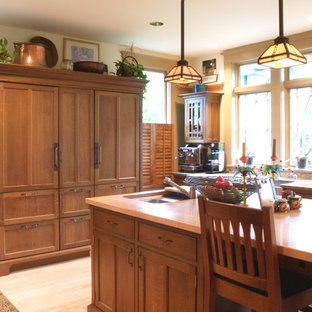 unfitted kitchen design. EmailSave  Arts And Crafts Kitchen YesterTec Design Company Unfitted Houzz