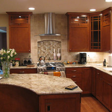Traditional Kitchen by Your Squarefeet