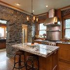 Craftsman Home Craftsman Kitchen Columbus By