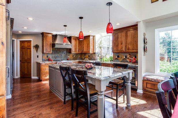 Rustic Kitchen by JM Kitchen & Bath
