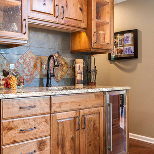 Arvada Colorado Kitchen Remodel Featuring a butlers pantry