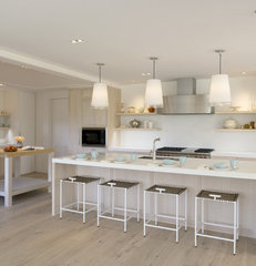 contemporary kitchen by Ascher Davis Architects, LLP