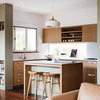 Kitchen of the Week: A Bright and Stylish Space With Clever Storage