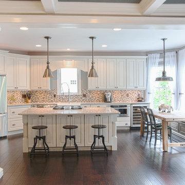 Ashburn Kitchen & Family Room