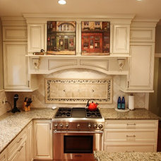 Traditional Kitchen by Waterstone Kitchen and Bath