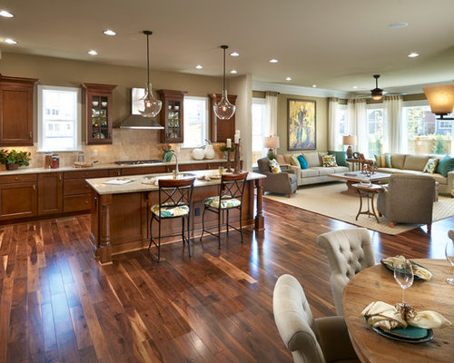 Open Concept Houzz