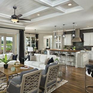 Asheville Model Home Interior Design 1264f
