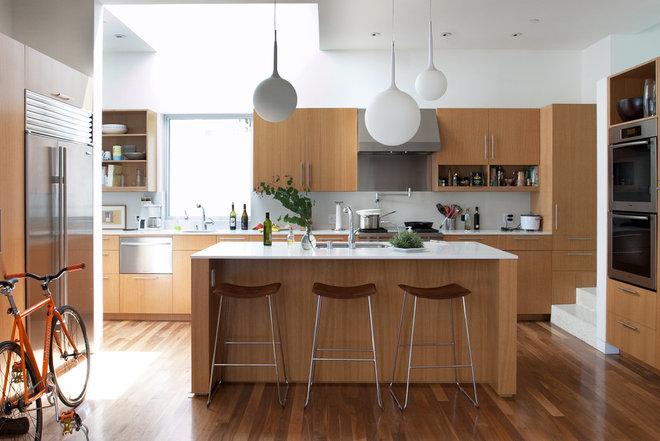 Modern Kitchen by Birte Reimer