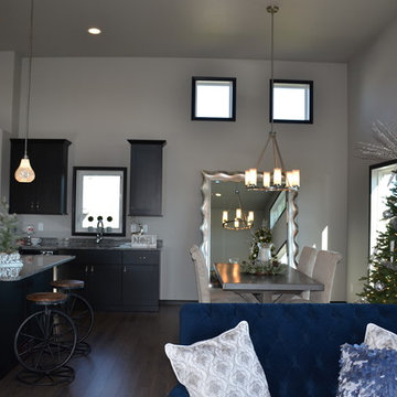 Ashley Model Home - Staged for Christmas!