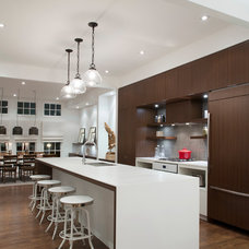 Contemporary Kitchen by Ashton Woods Atlanta