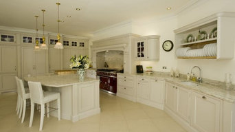 Ashurst In-frame shaker style kitchen