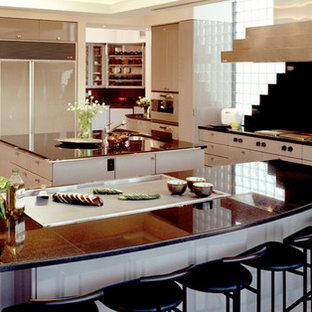 Asian Contemporary Hillsborough Home