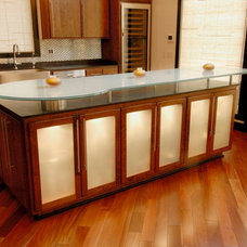 Modern Kitchen by Morse Remodeling, Inc. and Custom Homes