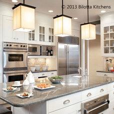 Traditional Kitchen by Bilotta Kitchens