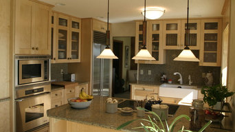 Asian-inspired Kitchen Remodel