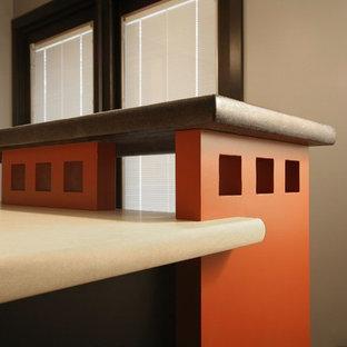 Cucina etnica con pavimento in bambù - Foto e Idee per Ristrutturare ...