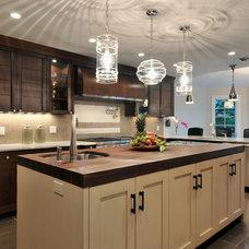 Contemporary Kitchen by Showcase Kitchens