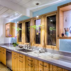 Asian Kitchen by Treve Johnson Photography