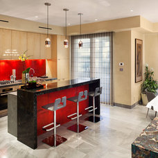 Contemporary Kitchen by About:Space, LLC
