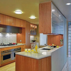Contemporary Kitchen by MANIFOLD Design