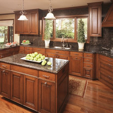 Traditional Kitchen by Pappas Design