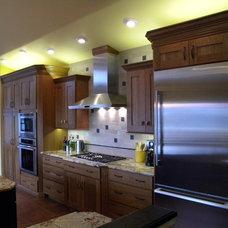 Contemporary Kitchen by RJL Designs-LLC