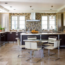 Contemporary Kitchen by Savant Design Group