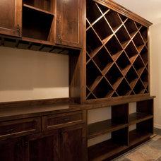 Contemporary Kitchen by Jim Kuiken Design