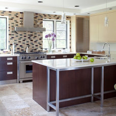 Rustic Kitchen by Savant Design Group