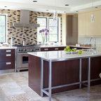 Blackburn Modern Kitchen Melbourne By Carnell S Design