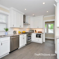 Contemporary Kitchen Cabinetry by TheRTAStore