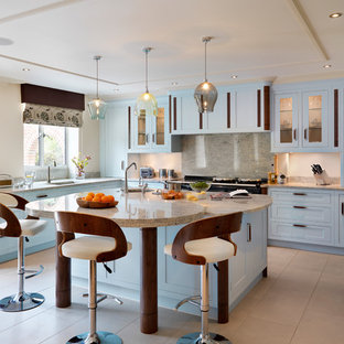 Art Deco Kitchen Houzz