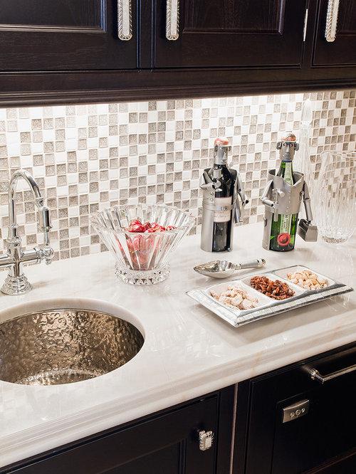 Wet Bar Sink Home Design Ideas Renovations Amp Photos