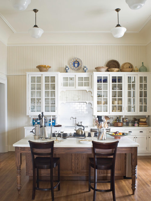 Victorian Galley Kitchen Design Ideas Renovations Photos