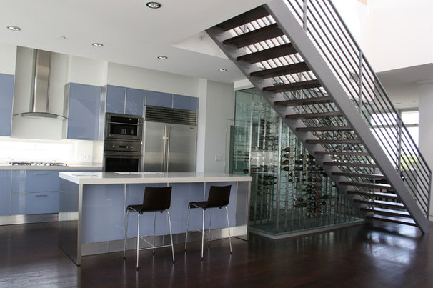 Contemporary Kitchen by See Construction