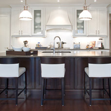 Traditional Kitchen by AyA Kitchens and Baths