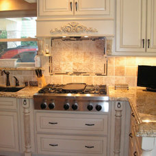 Traditional Kitchen by Quality Home Improvements
