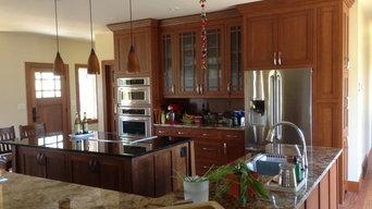 Athens Inset Kitchen