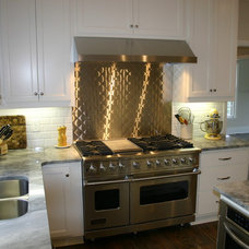 Traditional Kitchen by Athens Building Company